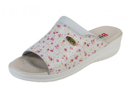 Medicínka obuv MED30 - Kvietkovaná