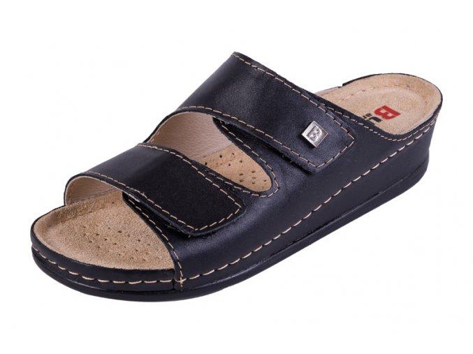 Zdravotná obuv BZ210 - Čierna