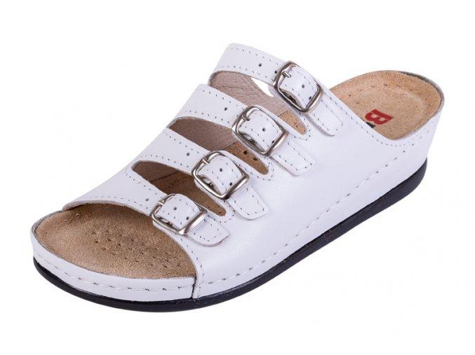 Zdravotná obuv BZ220 - Biela