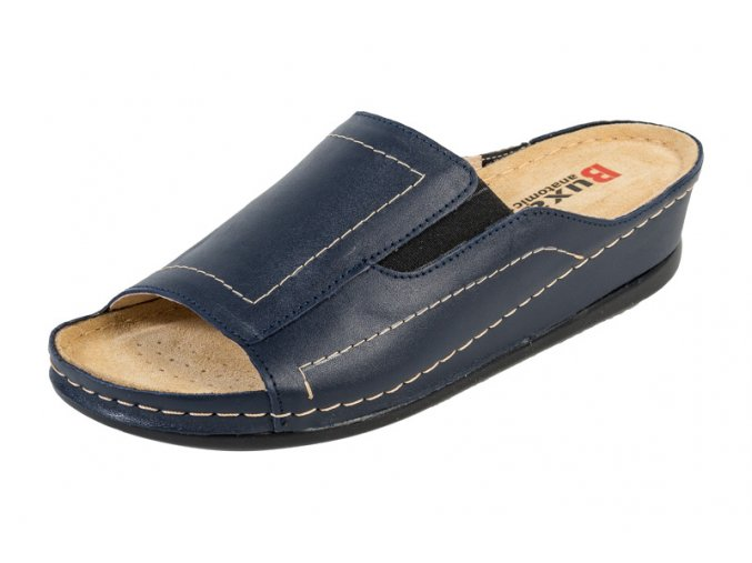 Zdravotná obuv BZ230 - Tmavomodrá