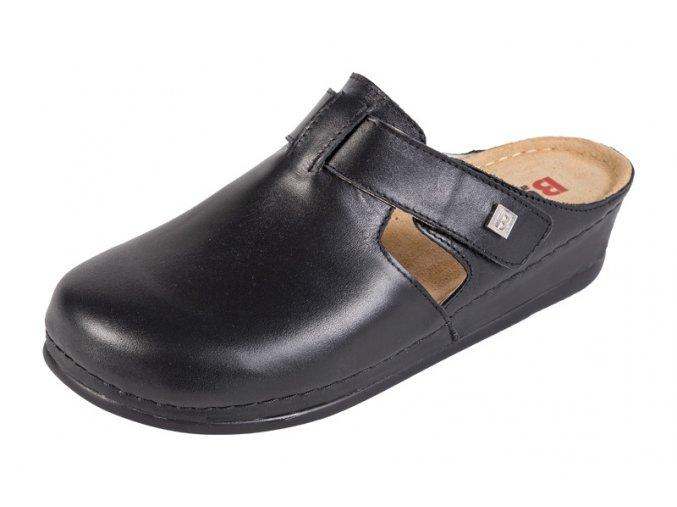 Zdravotná obuv BZ240 - Čierna