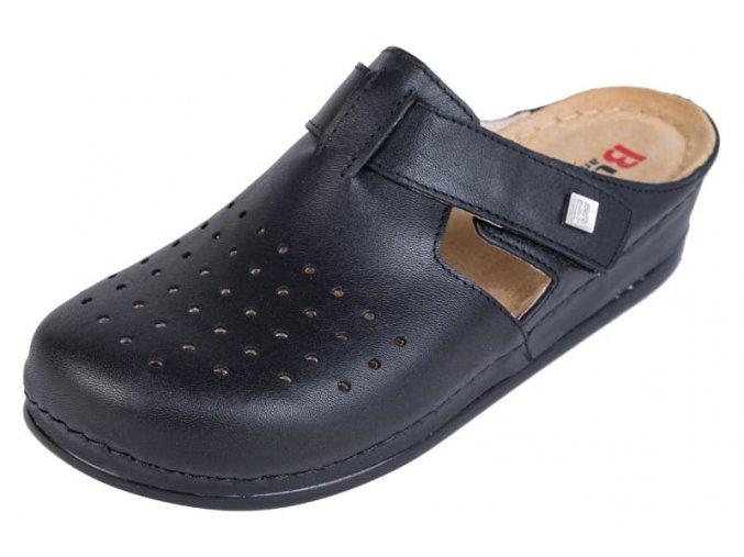 Zdravotná obuv BZ241 - Čierna