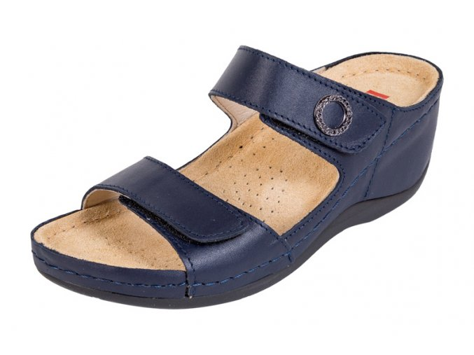Zdravotná obuv BZ310 - Tmavomodrá