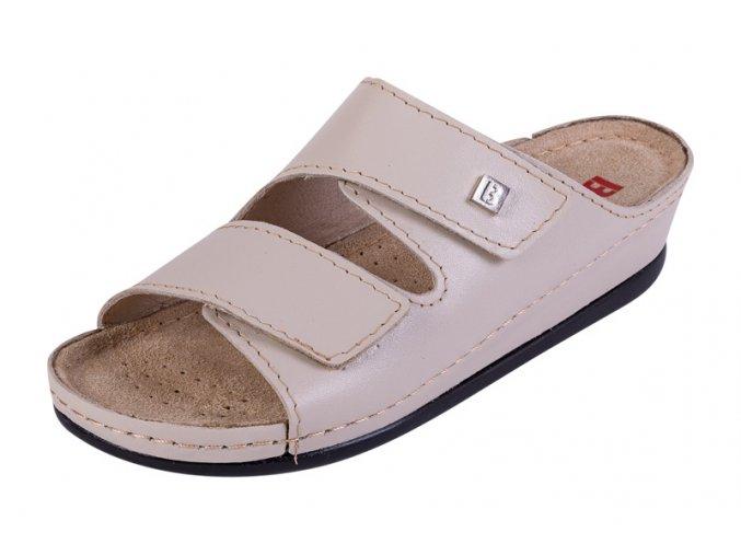 Zdravotná obuv BZ210 - Béžová