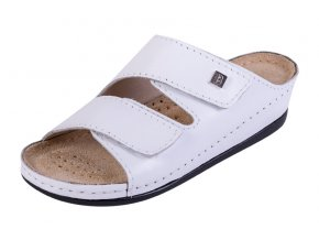 Zdravotná obuv BZ210 - Biela