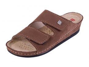 Zdravotná obuv BZ210 - Svetlý Nubuk