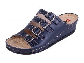 Zdravotná obuv BZ220 - Tmavomodrá