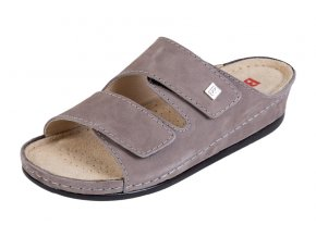 Zdravotná obuv BZ210 - Sivý Nubuk