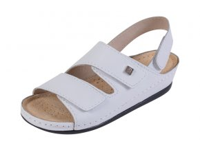 Zdravotná obuv BZ215 - Biela