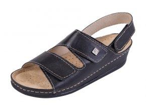 Zdravotná obuv BZ215 - Čierna