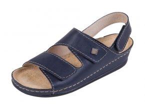Zdravotná obuv BZ215 - Tmavomodrá