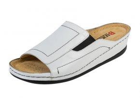 Zdravotná obuv BZ230 - Biela