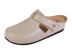 Zdravotná obuv BZ240 - Béžová