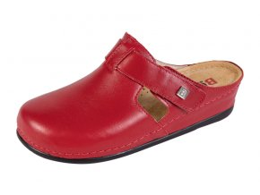 Zdravotná obuv BZ240 - Červená