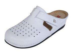 Zdravotná obuv BZ241 - Biela