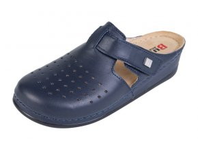 Zdravotná obuv BZ241 - Tmavomodrá