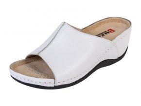 Zdravotná obuv BZ320 - Biela