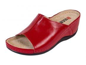 Zdravotná obuv BZ320 - Červená