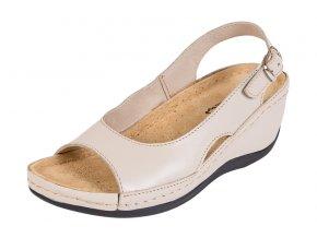 Zdravotná obuv BZ330 - Béžová