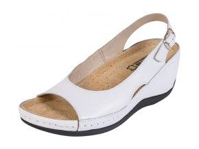 Zdravotná obuv BZ330 - Biela