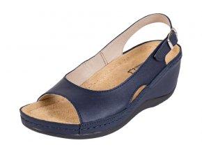 Zdravotná obuv BZ330 - Tmavomodrá