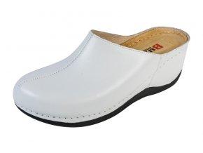 Zdravotná obuv BZ340 - Biela