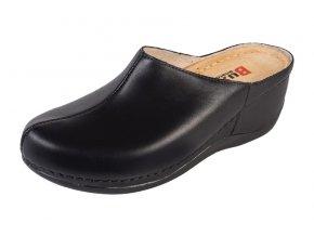 Zdravotná obuv BZ340 - Čierna