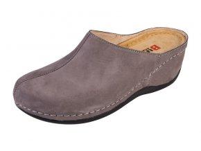 Zdravotná obuv BZ340 - Sivý Nubuk