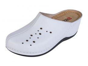 Zdravotná obuv BZ341 - Biela