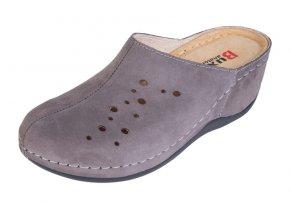 Zdravotná obuv BZ341 - Sivý Nubuk