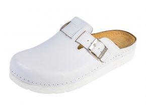 Pánska Zdravotná obuv BZ420 - Biela