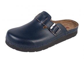 Pánska Zdravotná obuv BZ420 - Tmavomodrá