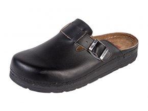 Pánska Zdravotná obuv BZ420 - Čierna