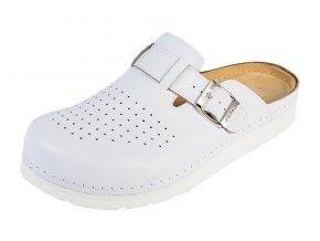 Pánska Zdravotná obuv BZ421 - Biela