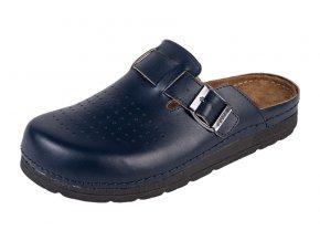 Pánska Zdravotná obuv BZ421 - Tmavomodrá