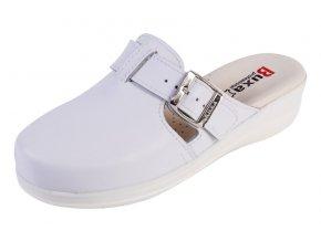 Medicínka obuv MED20 - Biela