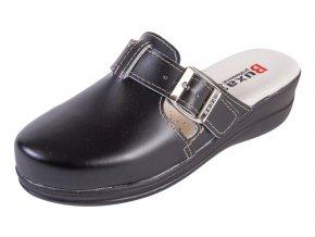 Medicínka obuv MED20 - Čierna