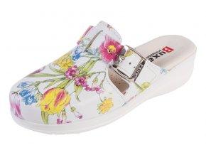 Medicínka obuv MED20 - Kvetová