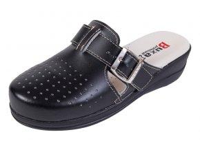 Medicínka obuv MED21 - Čierna