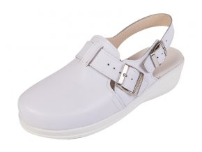 Medicínka obuv MED25 - Biela