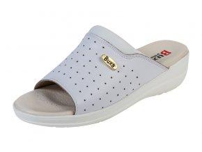 Medicínka obuv MED30 - Biela