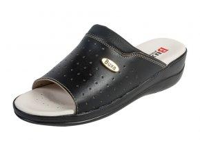 Medicínka obuv MED30 - Čierna