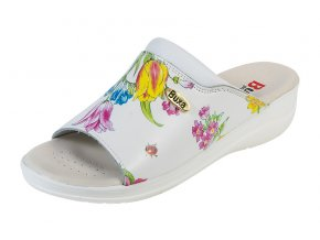 Medicínka obuv MED30 - Kvetová