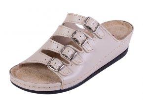 Zdravotná obuv BZ220 - Béžová