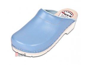 Dreváky Na Gumenej Podrážke Komfort FPU3 Modré