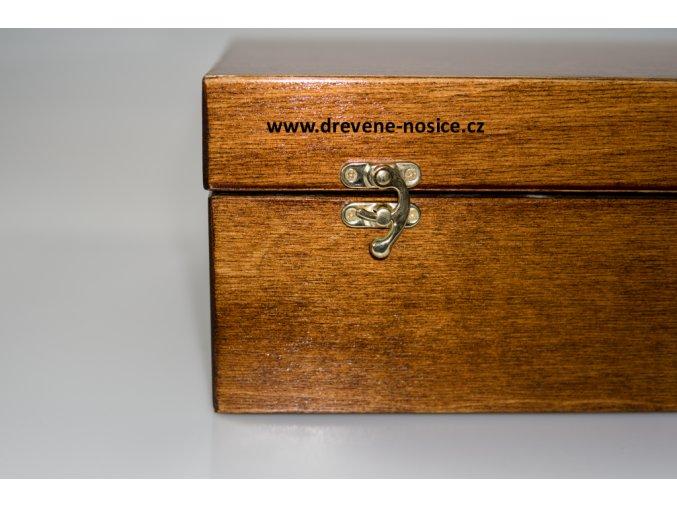 Dárková krabička se sklenkami whisky