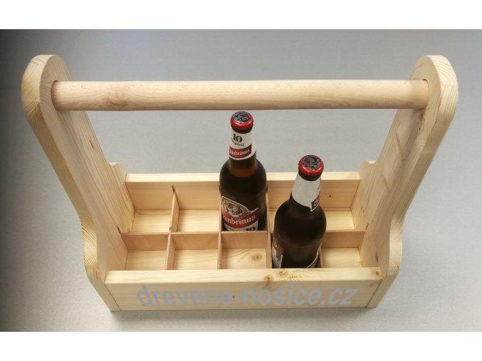 Nosič na pivo, 10 ks, akční cena