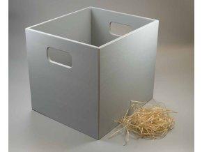 úložný box, 8ks, RAL odstín, pro KALLAX