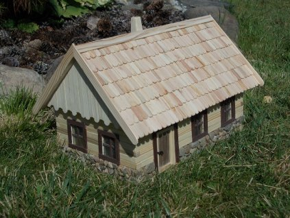 1604 chaloupka mini prirodni