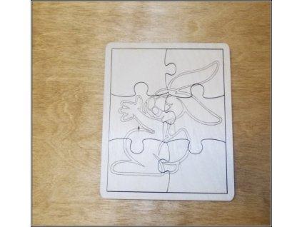 2843 puzzle zajic